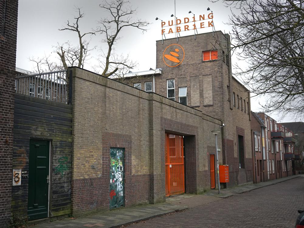 Puddingfabriek A.J. Polak